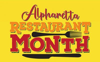 Dig in for a Good Cause During Alpharetta Restaurant Month!